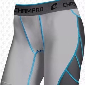 Champro Softball sliding shorts